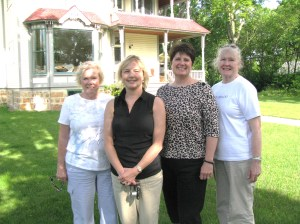 Debbie, Joanna, Mary, MM