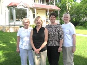Debbie, Joanna, Mary, MM