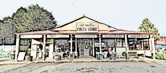 Ghost of the Wilmot Country Store